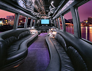New York Party Bus for rent.